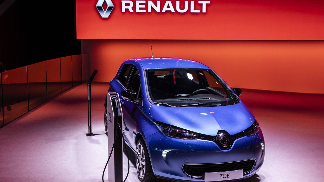 Deshalb ist der Renault Zoe so erfolgreich - Bildquelle: imago images / ZUMA Press