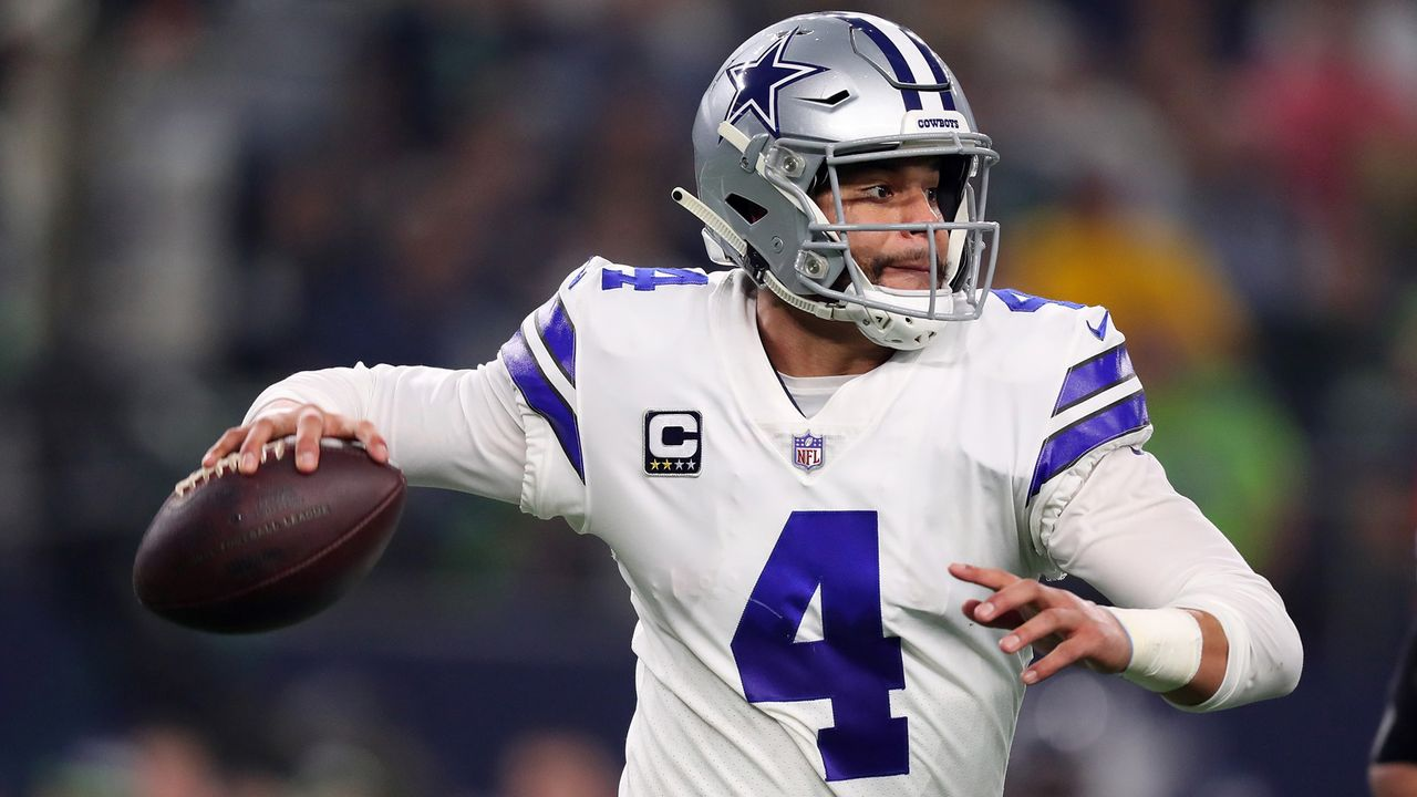 Dak Prescott (Dallas Cowboys) - Bildquelle: 2019 Getty Images