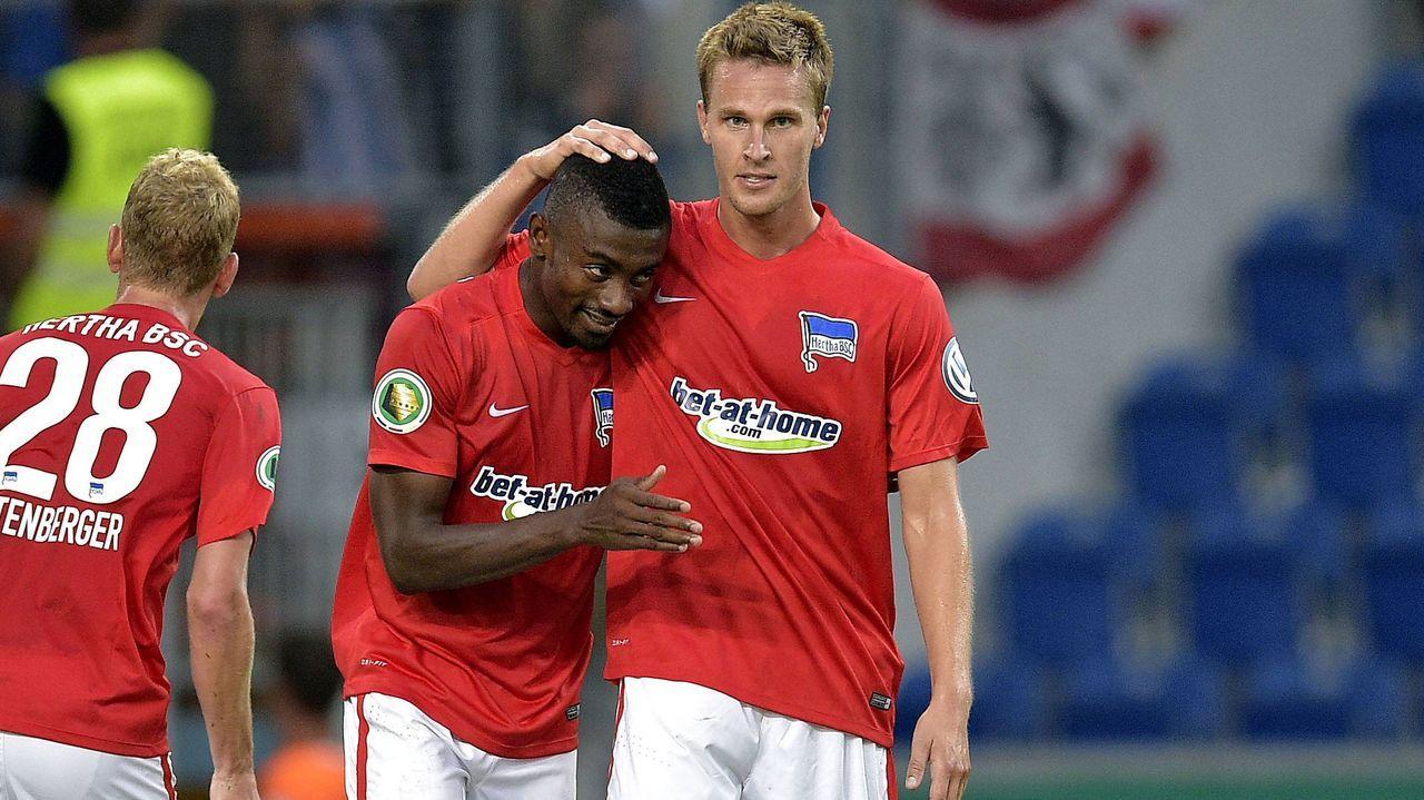 8. Hertha BSC (6 Millionen Euro) - Bildquelle: imago/pmk