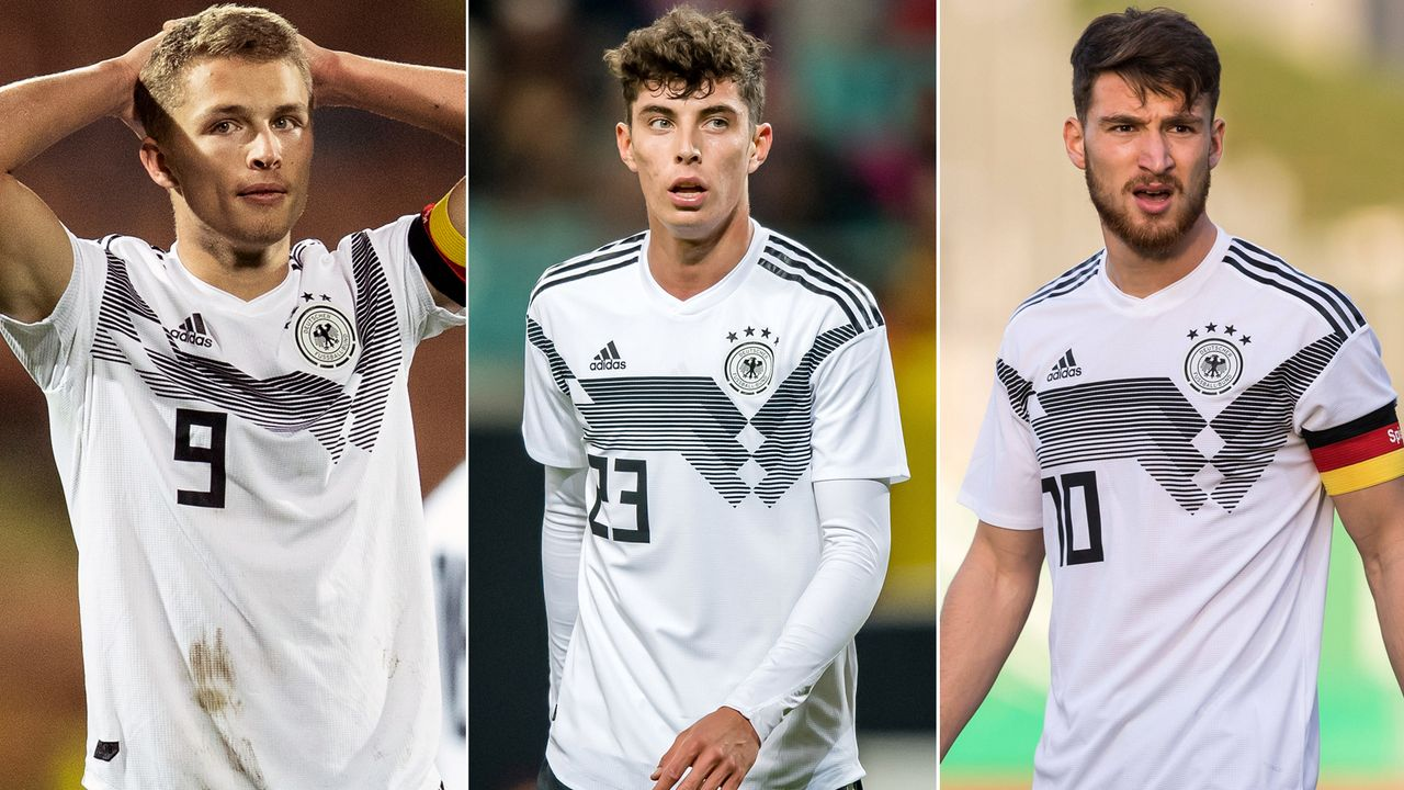 Havertz, Arp und Co. - Die Stars in Deutschlands U-Nationalmannschaften - Bildquelle: Getty Images/Imago