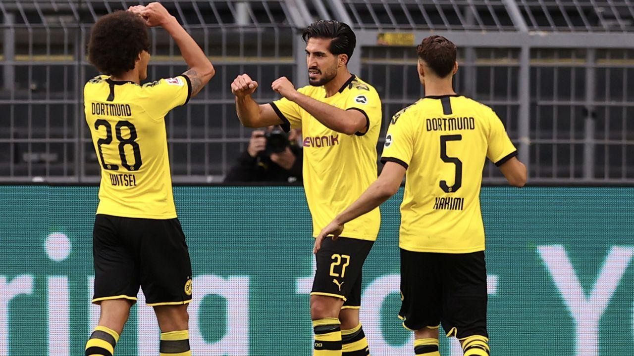1:0 gegen Hertha! Die BVB-Stars in der Einzelkritik - Bildquelle: Getty