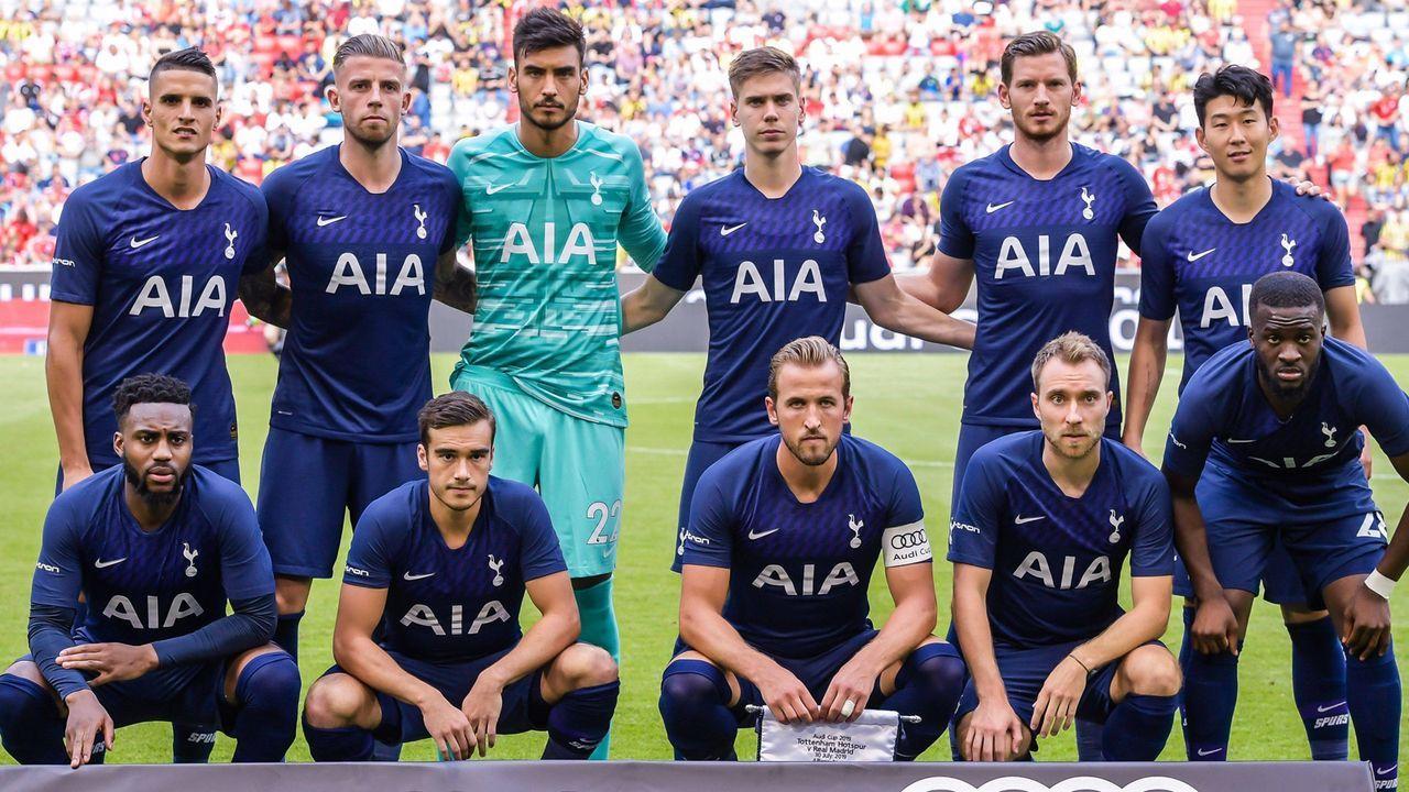 Tottenham Hotspur - Bildquelle: imago images / VI Images