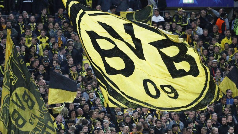 Borussia Dortmund erneut Markenmeister - Bildquelle: AFPSIDADRIAN DENNIS