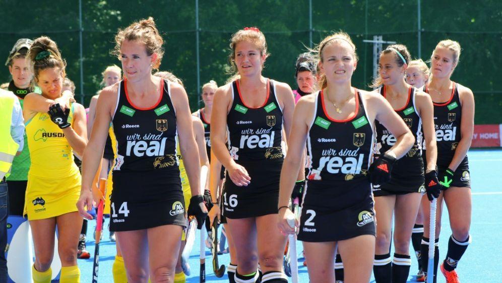 Hockey-Frauen verpassen EM-Gold - Bildquelle: PIXATHLONPIXATHLONSID