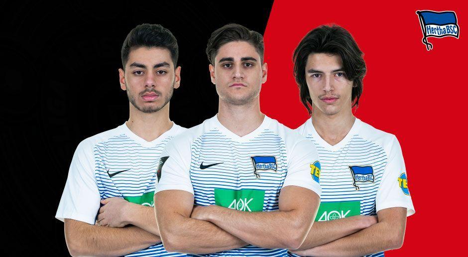 Hertha BSC - Bildquelle: DFL