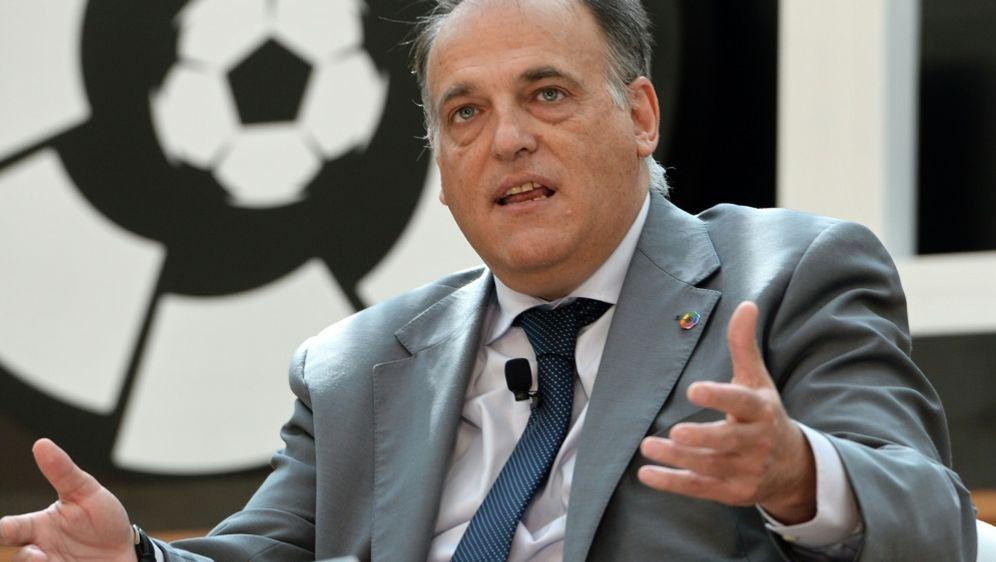 Teilte Termin für Saisonstart 2020/21 mit: Javier Tebas - Bildquelle: AFPSIDROSLAN RAHMAN
