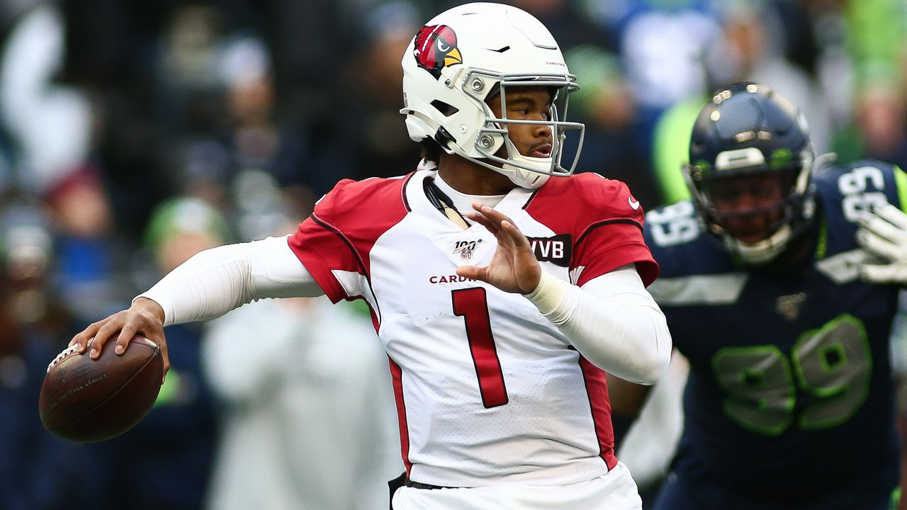 Platz 5: Kyler Murray (Arizona Cardinals) - Bildquelle: imago images/ZUMA Press
