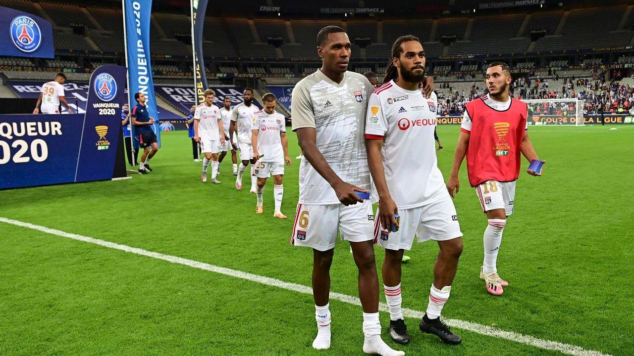 Olympique Lyon - Bildquelle: imago images/PanoramiC