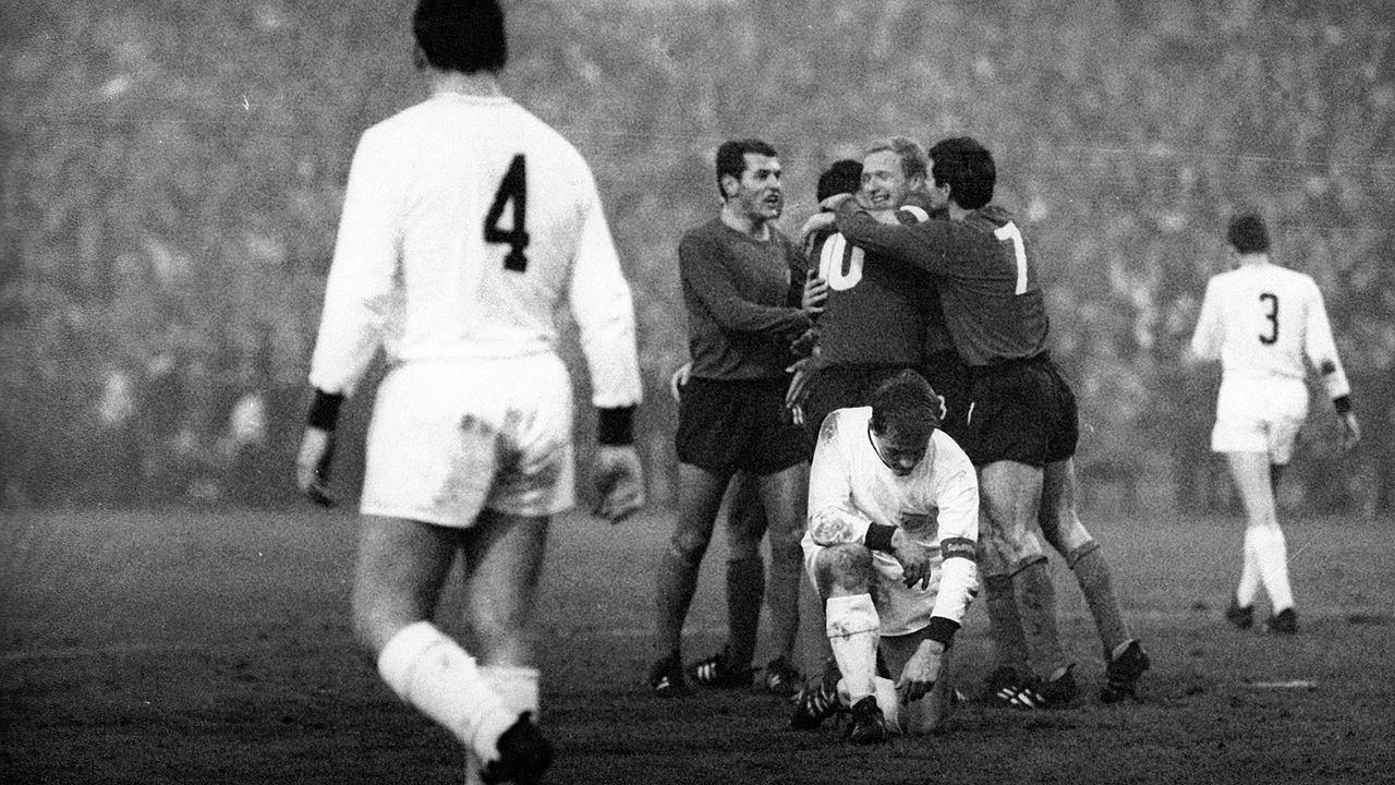 1. FC Nürnberg - FC Bayern München 7:3 (1967/68) - Bildquelle: imago sportfotodienst
