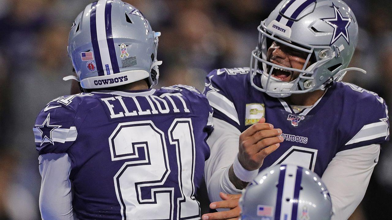 Gewinner: Dallas Cowboys - Bildquelle: 2019 Getty Images