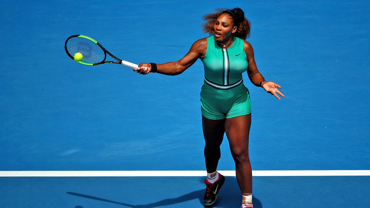 Serena Williams - Australian Open 2019 - Bildquelle: 2019 Getty Images