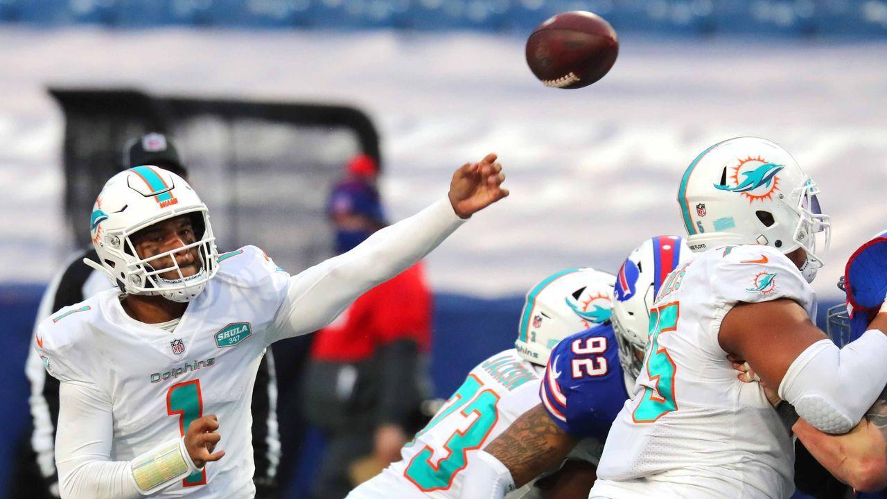 AFC East: Miami Dolphins  - Bildquelle: getty