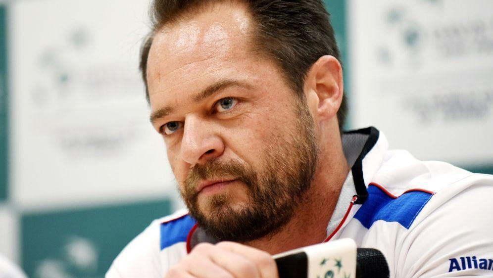 Kroatien trennt sich vor den Davis-Cup-Finals von Krajan - Bildquelle: AFPSIDSTRINGER