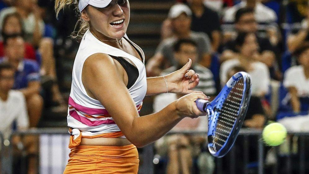 Tennis Spielerin Sofia
