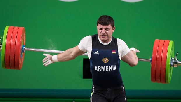 Andranik Karapetyan (Gewichtheben) - Bildquelle: imago/Fotoarena
