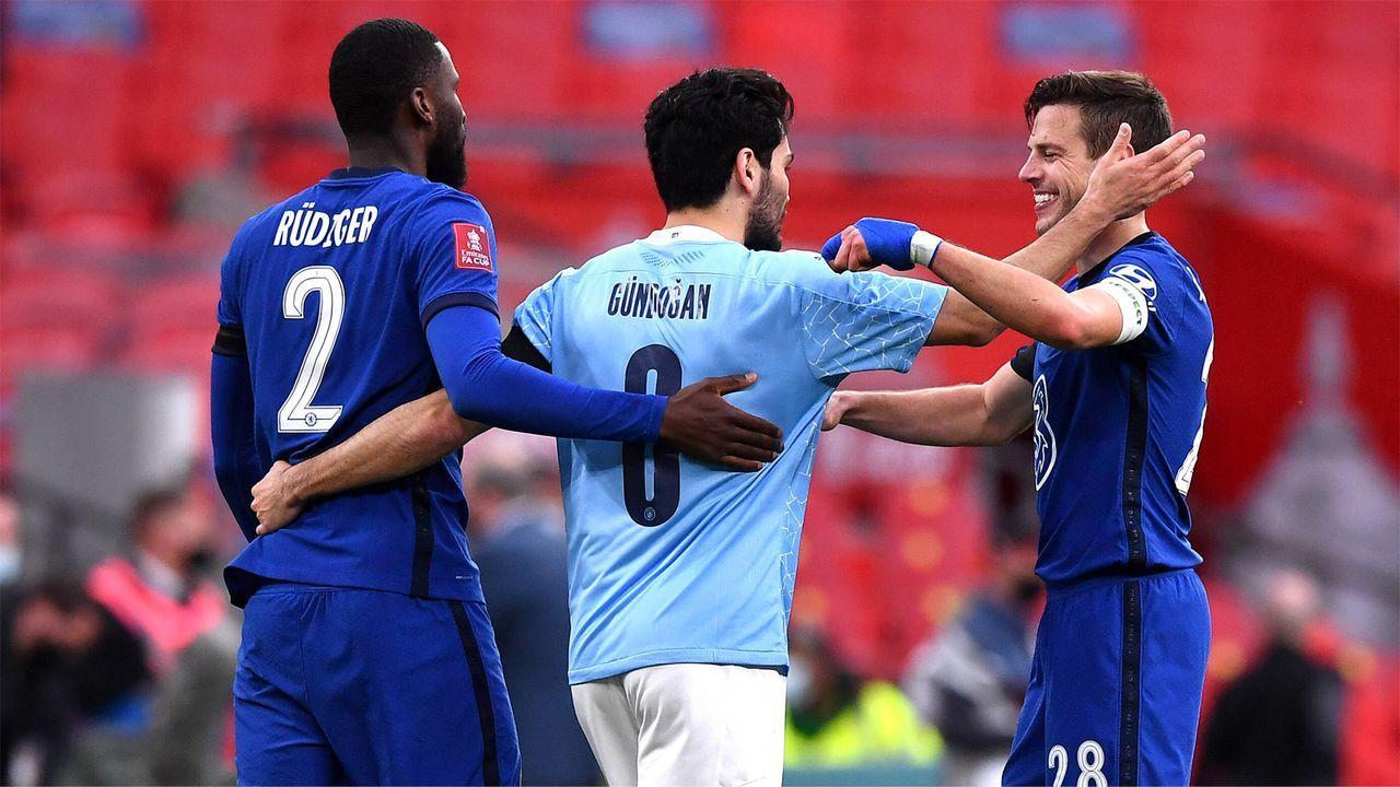 City - Chelsea Nummer Acht - CL-Finals mit Teams aus der gleichen Nation - Bildquelle: Imago Images