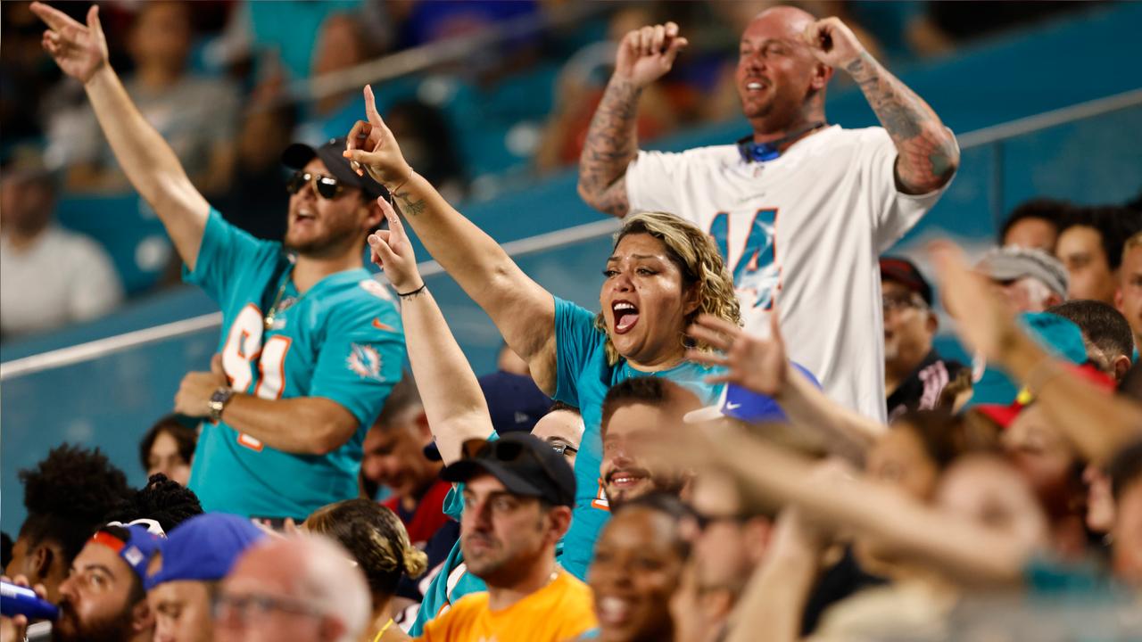 Platz 14: Miami Dolphins - Bildquelle: Getty Images