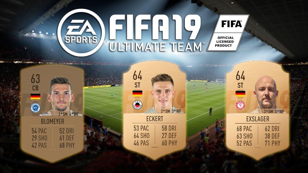 FIFA 19: Das sind die unbeliebtesten Deutschen in Ultimate Team - Bildquelle: EA Sports