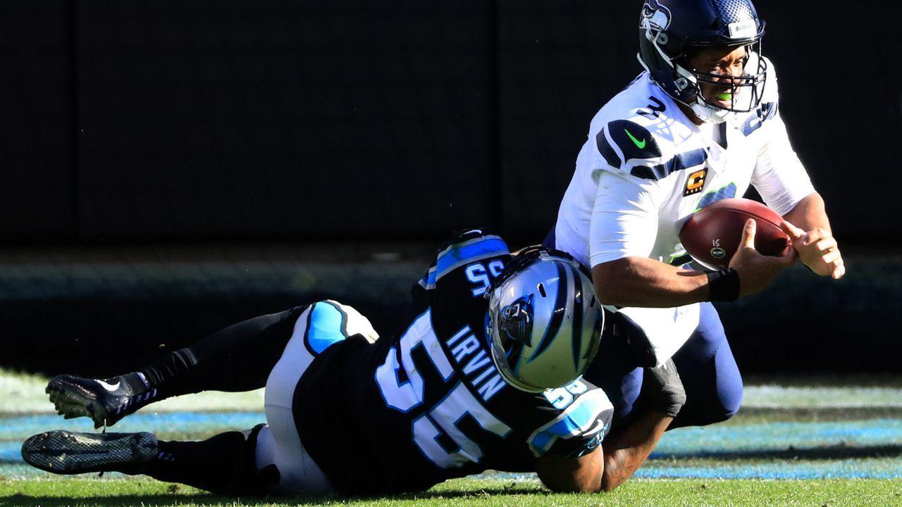 Bruce Irvin (Seattle Seahawks) - Bildquelle: 2019 Getty Images