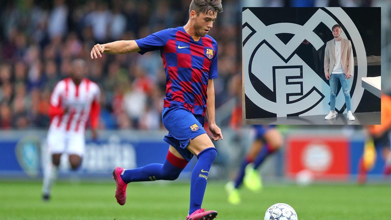 Jaume Jardi (FC Barcelona) - Bildquelle: getty/ Twitter @theMadridZone