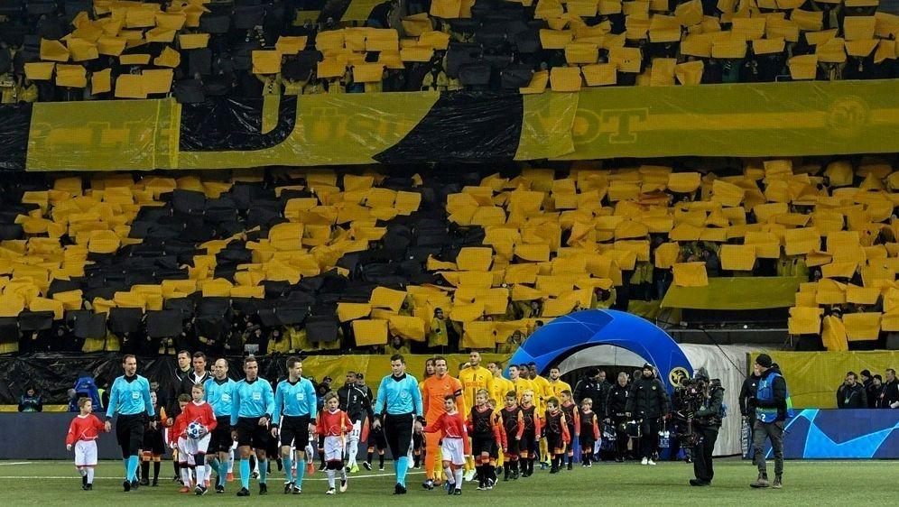 Young Boys Bern bekommen alten Stadion-Namen zurück - Bildquelle: AFPSIDFABRICE COFFRINI