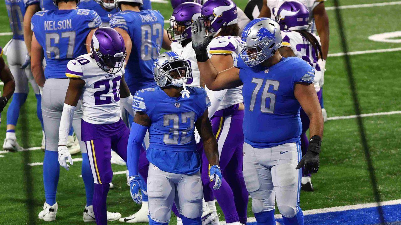 NFC North: Detroit Lions  - Bildquelle: getty