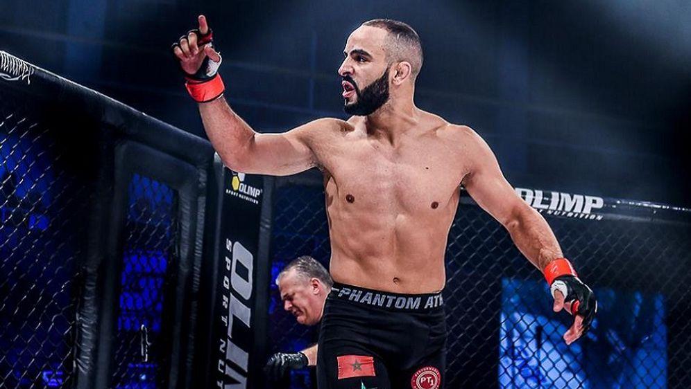 Ottman Azaitar ist der neueste UFC-Kämpfer aus Deutschland - Bildquelle: Foto Seven Sport