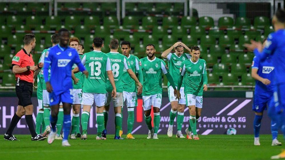 Werder Bremen holt einen Punkt gegen die TSG Hoffenheim - Bildquelle: FIROFIROSID