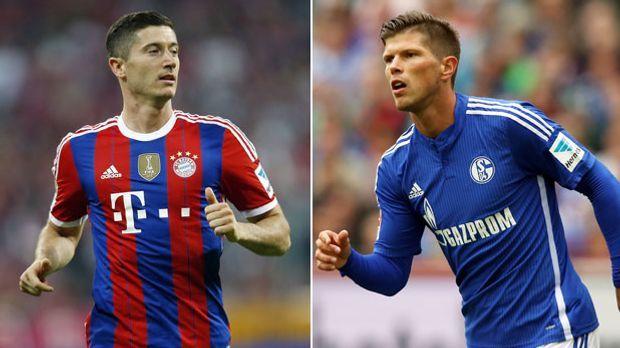 MГјnchen Gegen Schalke