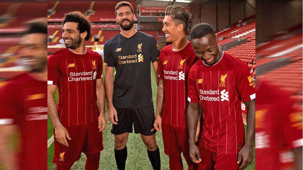 FC Liverpool - Bildquelle: twitter.com/lfc