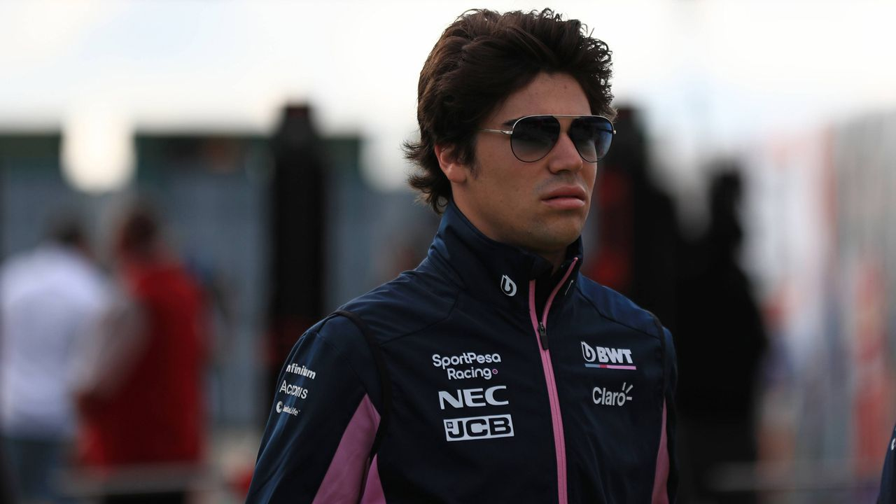 10. Lance Stroll - Bildquelle: imago images / Action Plus