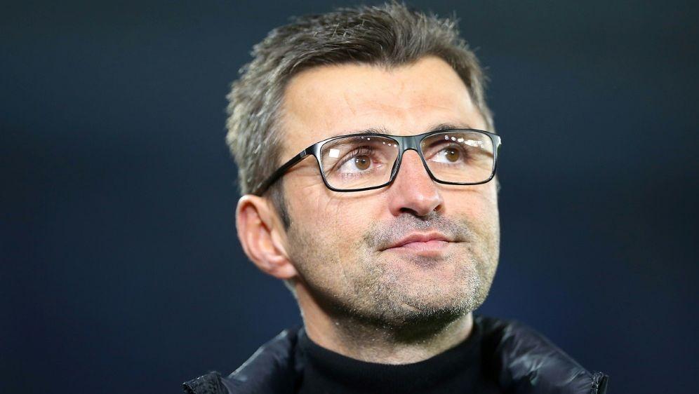 Michael Köllner ist der neue Trainer von 1860 München - Bildquelle: PIXATHLONPIXATHLONSID