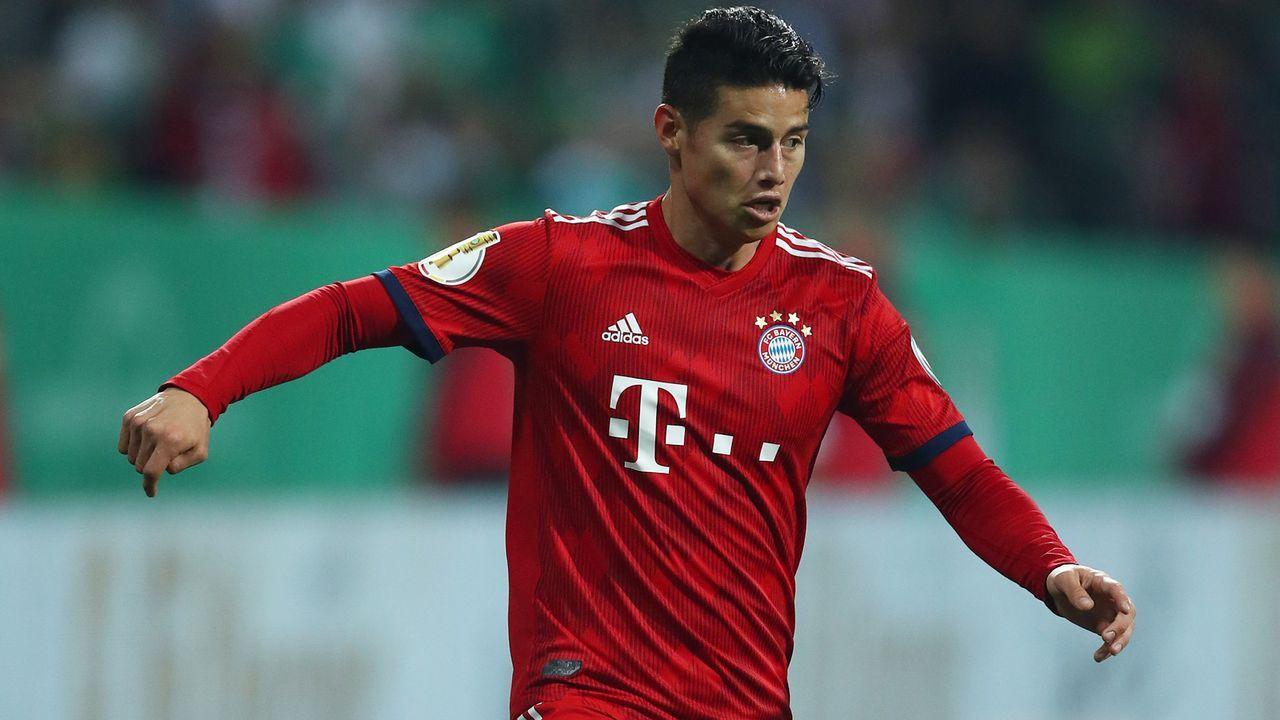 James (Bayern München)