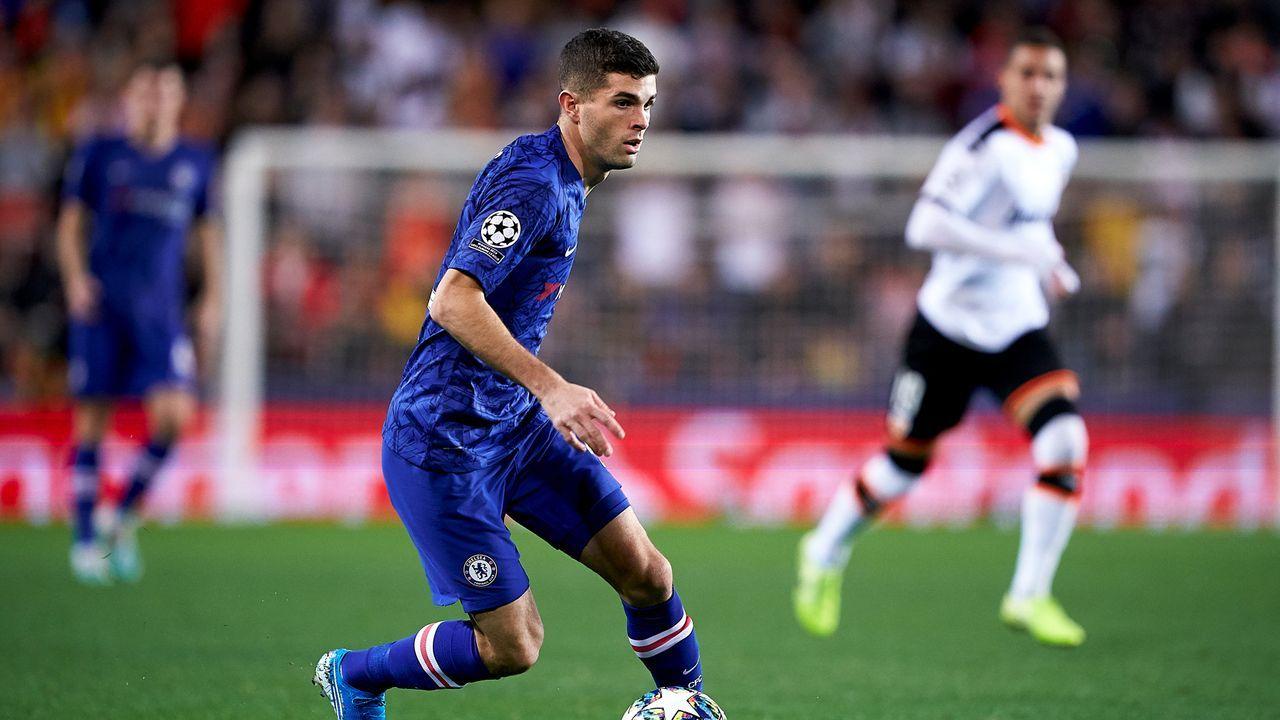 Christian Pulisic (FC Chelsea) - Bildquelle: Getty Images