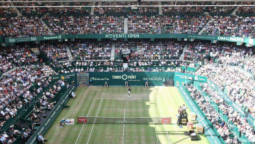 Auch das Turnier in Halle wird 2020 nicht stattfinden - Bildquelle: FIROFIROSID