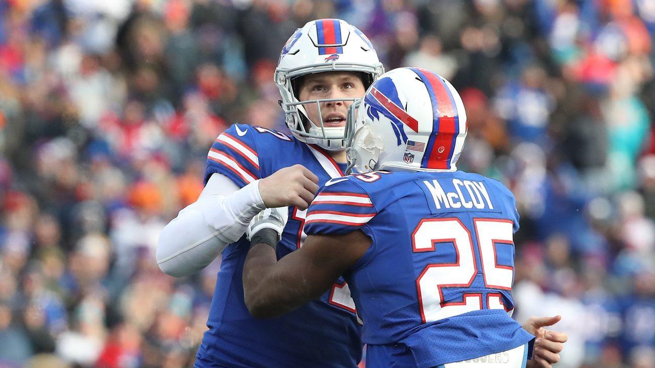 Platz 22: Buffalo Bills - Bildquelle: 2018 Getty Images