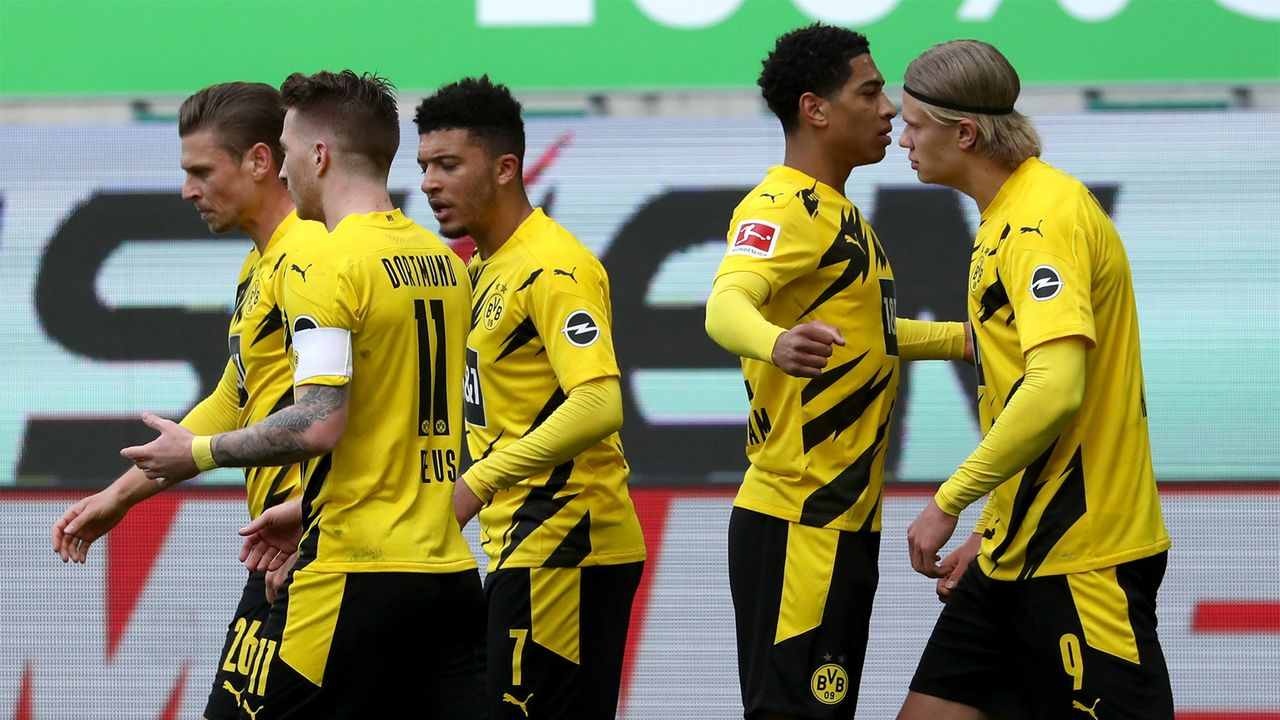 BVB wahrt Champions-League-Hoffnung - Bildquelle: Getty Images