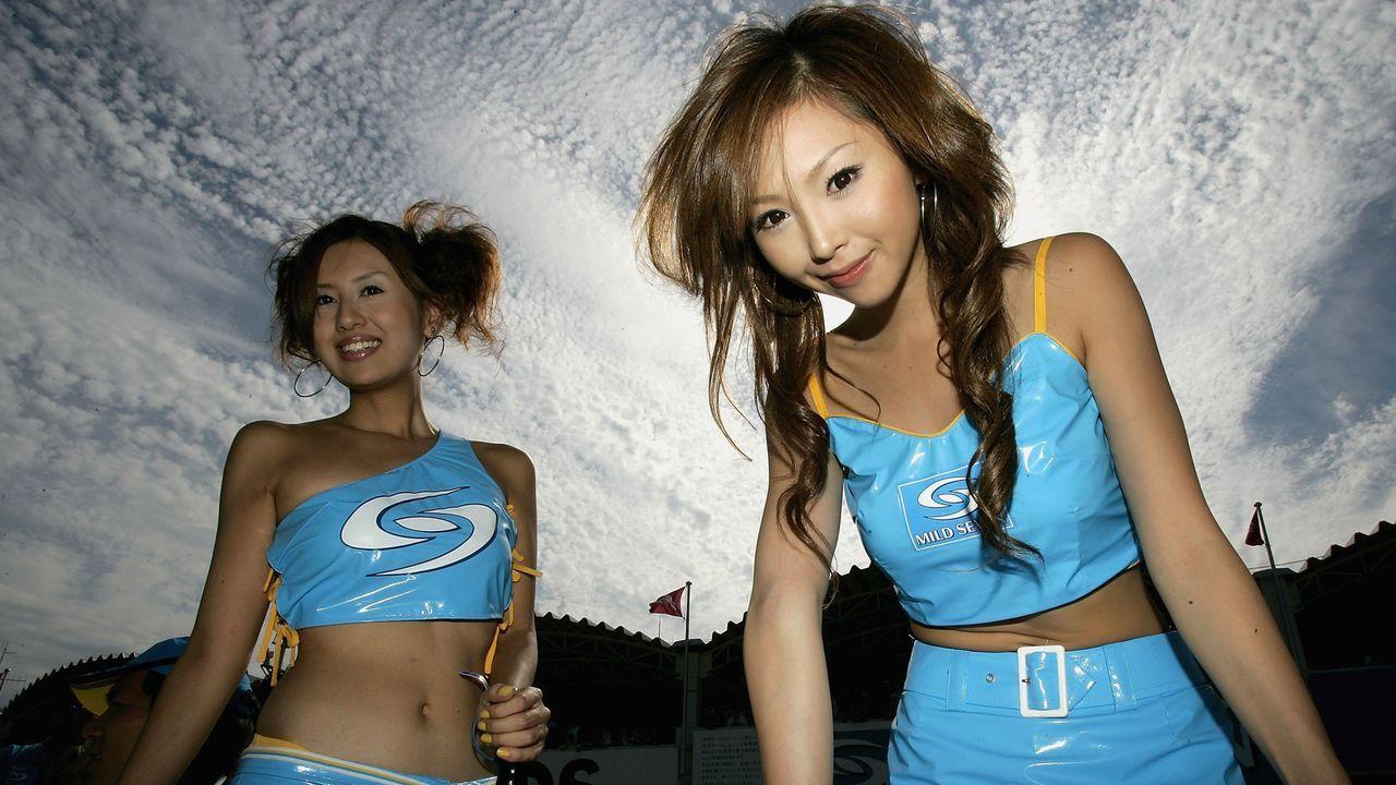 GP Japan 2005 - Bildquelle: 2005 Getty Images