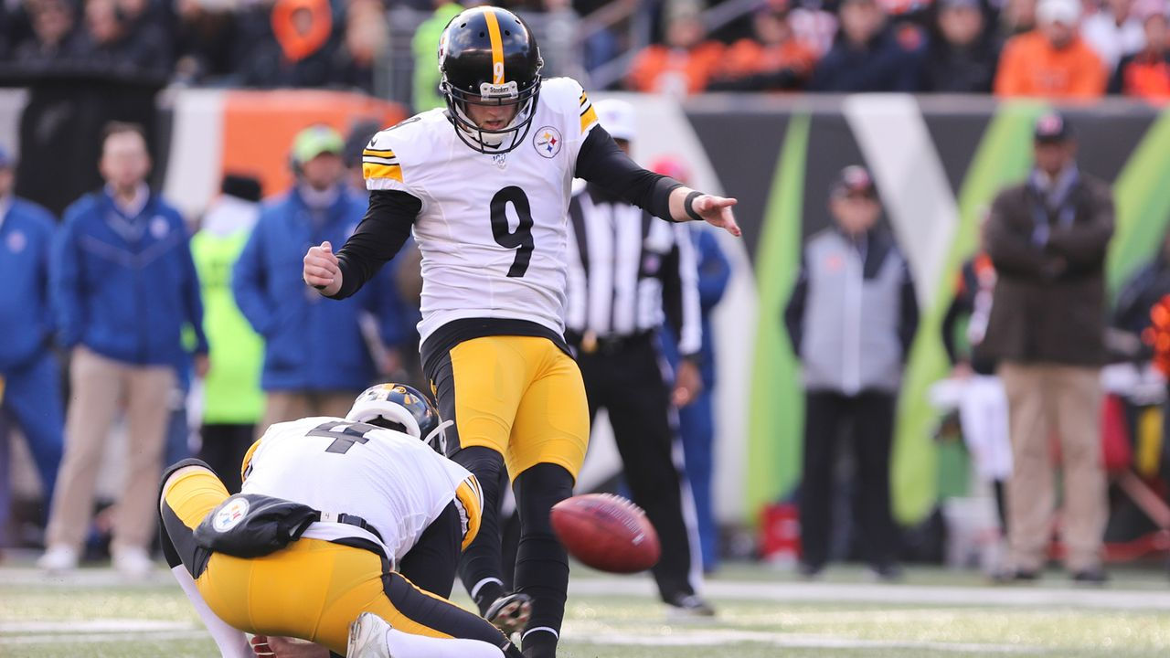 Special Teams und Kicker: Pittsburgh Steelers - Bildquelle: imago images/Icon SMI