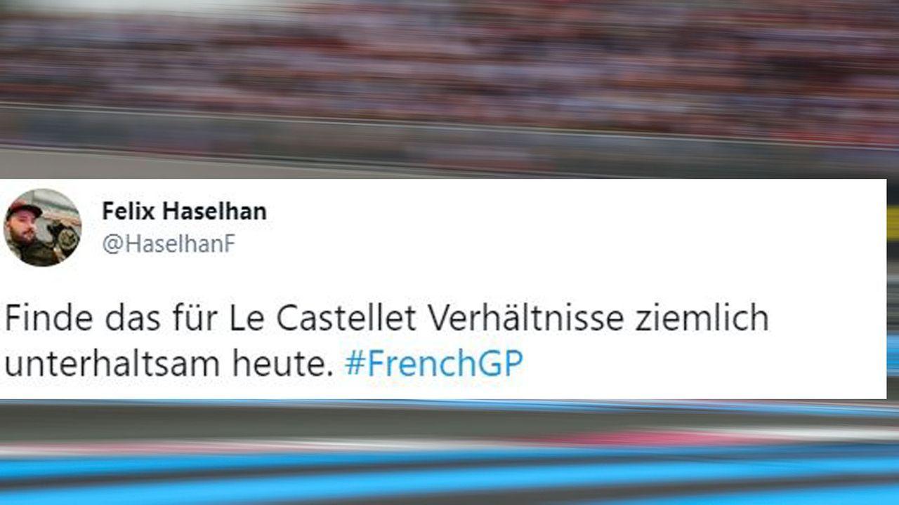 Doch Spektakel in Frankreich? - Bildquelle: imago images/Motorsport Images