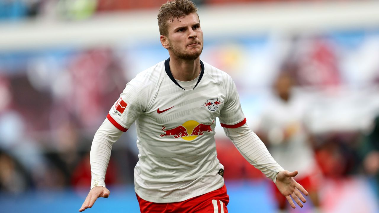 Timo Werner (RB Leipzig) - Bildquelle: 2019 Getty Images
