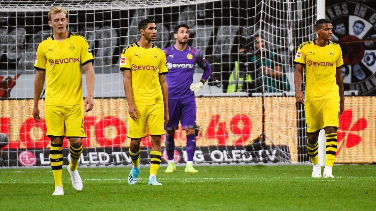 These 1: Dortmund gewinnt keine knappen Spiele mehr - Bildquelle: imago images/Jan Huebner
