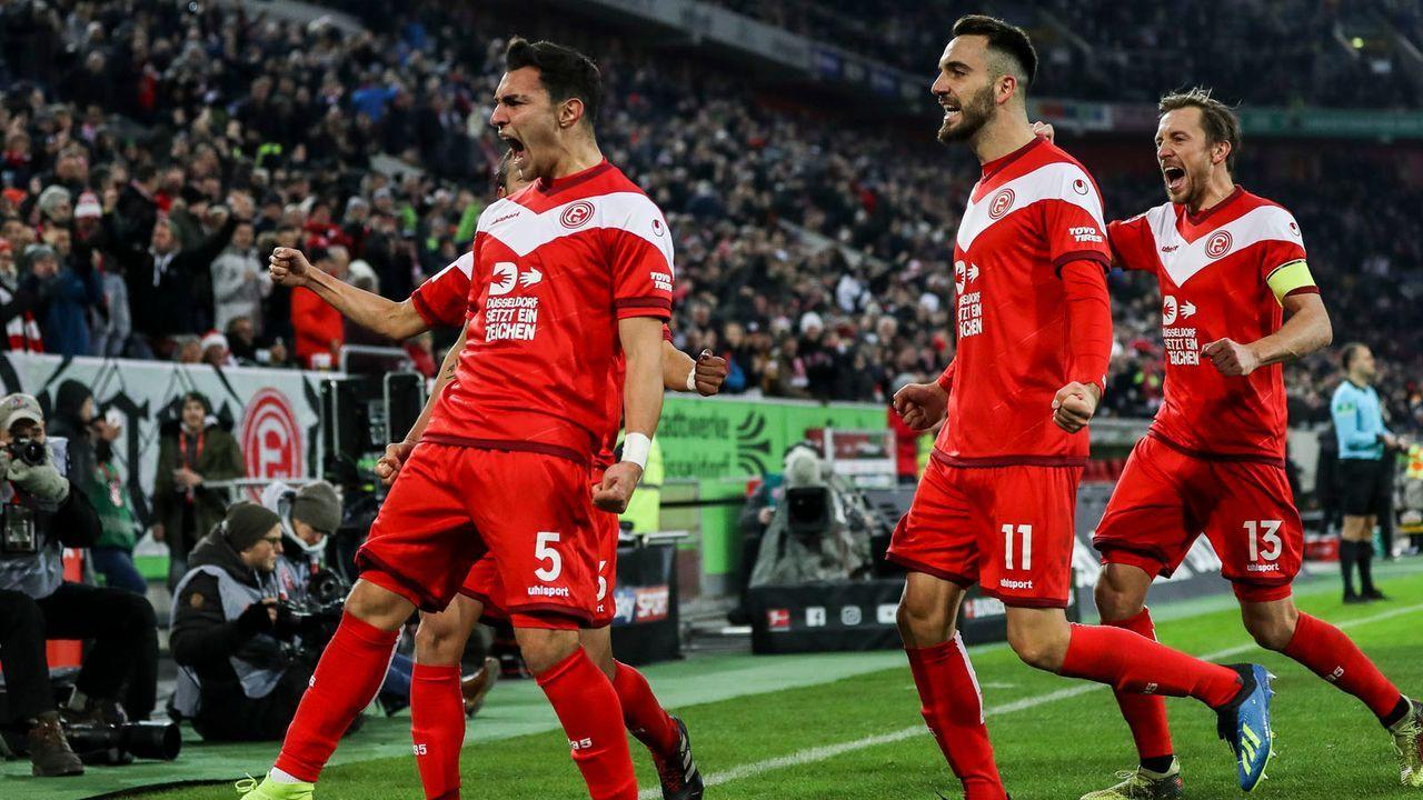 Fortuna Düsseldorf - Bildquelle: Getty Images