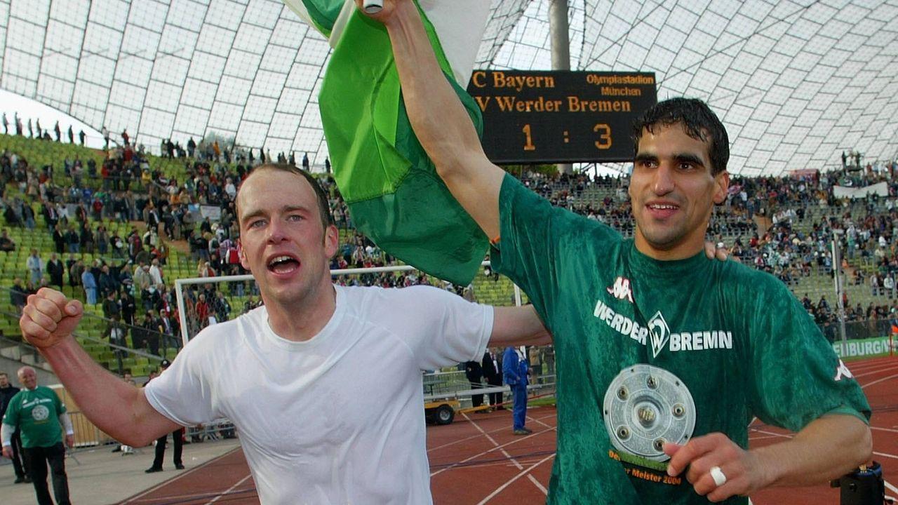Das Titelfinale gegen den FC Bayern 2003/04 - Bildquelle: imago sportfotodienst