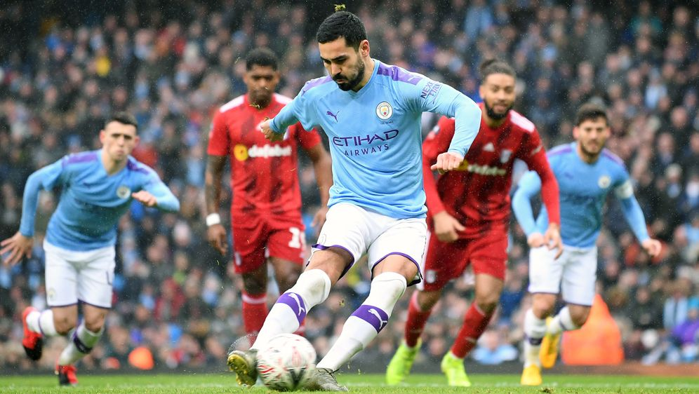 Erzielte das 1:0: Nationalspieler Ilkay Gündogan - Bildquelle: Getty Images