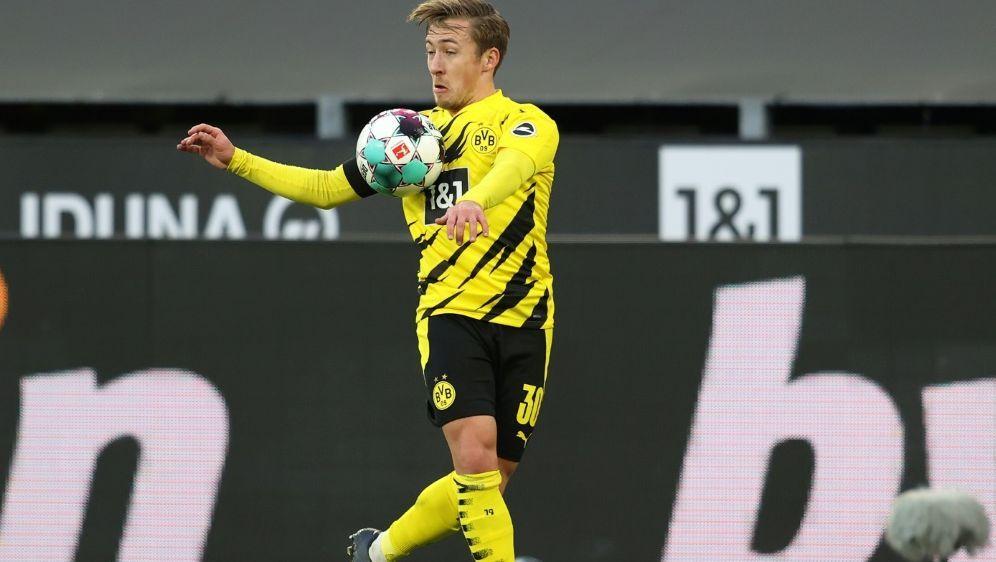 Felix Passlack verlängert seinen Vertrag in Dortmund - Bildquelle: FIROFIROSID