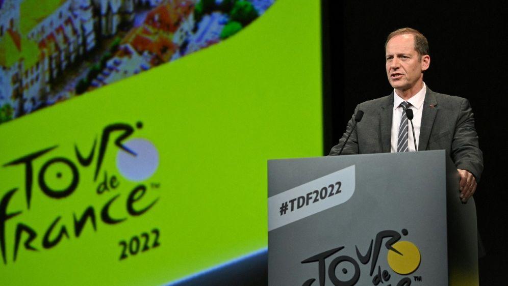 L'Alpe d'Huez wieder im Programm der Tour - Bildquelle: AFP/SID/ANNE-CHRISTINE POUJOULAT