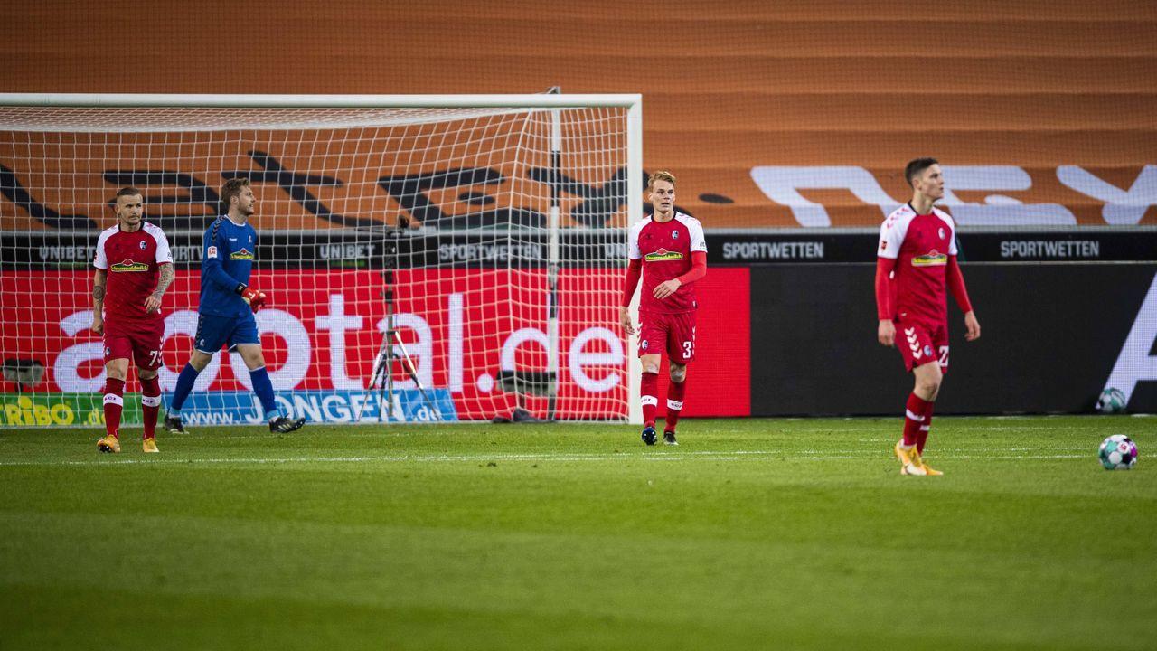 Ist der SC Freiburg reif für Europa? - Bildquelle: Imago