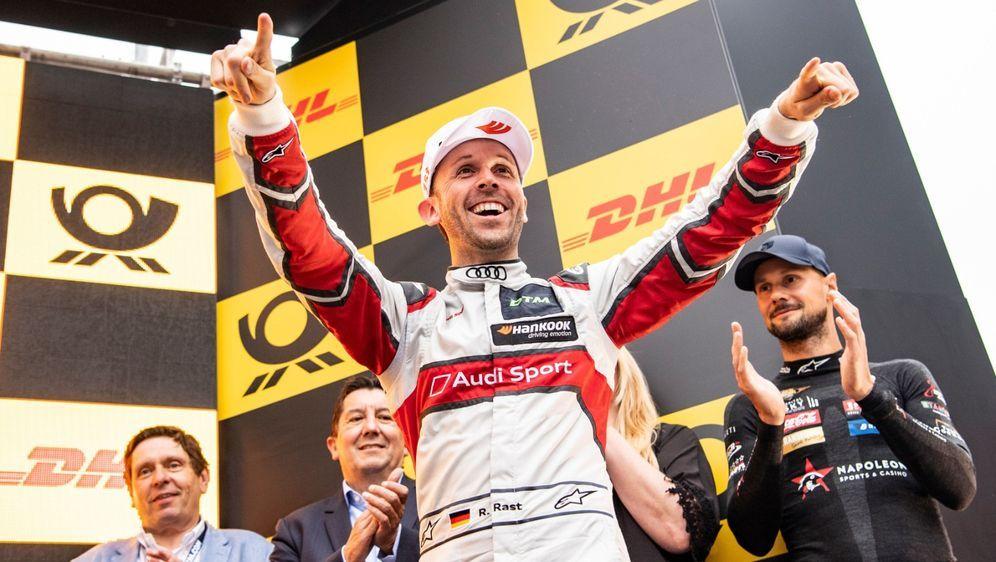 Teamchef schwärmt nach nächster Rast-Gala. - Bildquelle: Audi