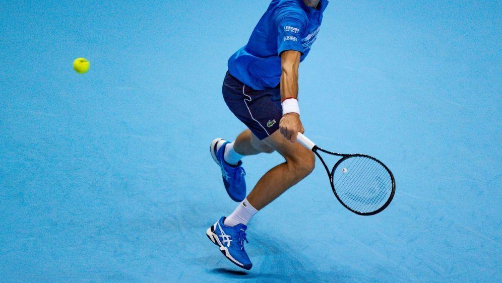 Novak Djokovic will die Erlöse des Turniers spenden - Bildquelle: FIROFIROSID